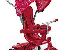 Boys Radio Flyer 4 in 1 Stroll N Trike